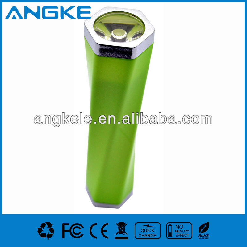 OEM high quality harga 2600mah Power Bank for LG and Nokia