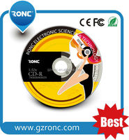 Blank CD-R 52x / 700mb blank cds wholesale