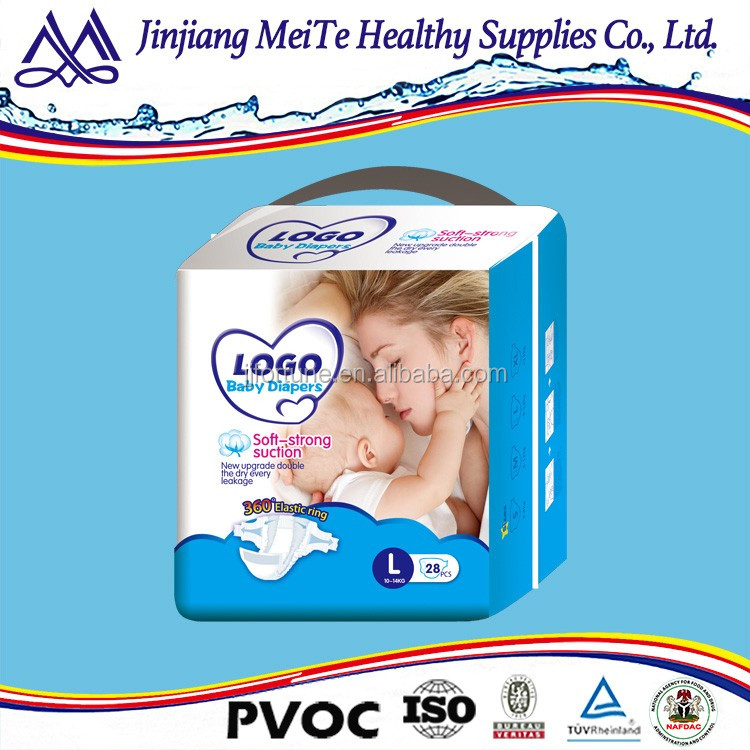 China products disposable sleepy baby diaper with good quality