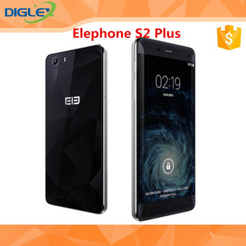 New and original Elephone S2 Plus Smart phone MTK6735 Quad core 2GB RAM 16GB ROM With 5.5 inch screen