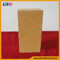 fire clay refractory chimney brick