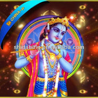 40*50cm 3d pictures india god for PET