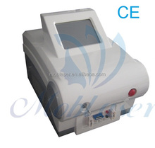 Mulitifunction hair removal skin rejuvenation e light ipl rf nd yag laser 4 in 1