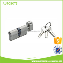 China canton fair hot selling shower door cylinder lock