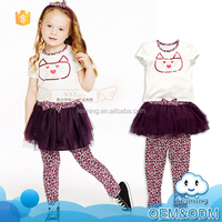 child clothes wholesale baby kids girls party dresses baby girl clothes set
