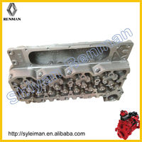 truck engine complete cylinder head