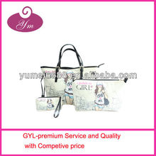 2013 fashion pu leather for bags