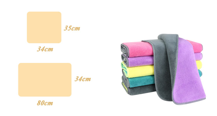 hot promotion non woven microfiber kitchen towels made in usa