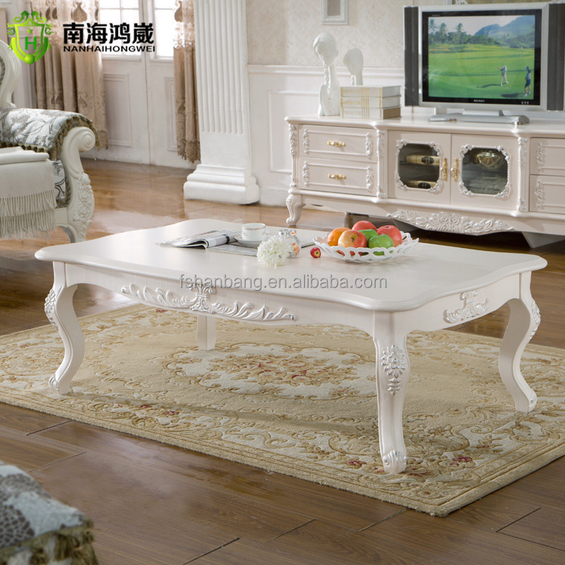 Luxury Latest Design Ivory hand carved wooden mdf led tv display stand design furniture