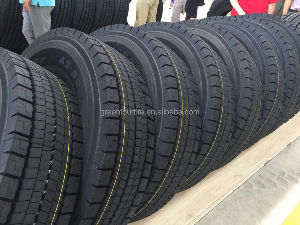 Durable Long Haul Tubeless Radial Bus Tires of 12R22.5 T68