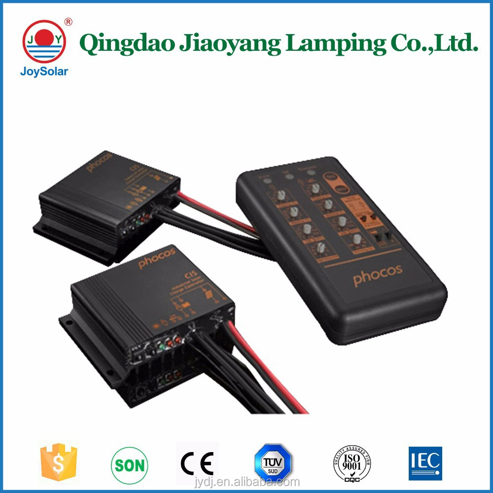 12V 10A CIS series solar charge controller
