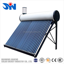 China Manufacture Excellent Material Factory Directly Provide Solar Water Heater