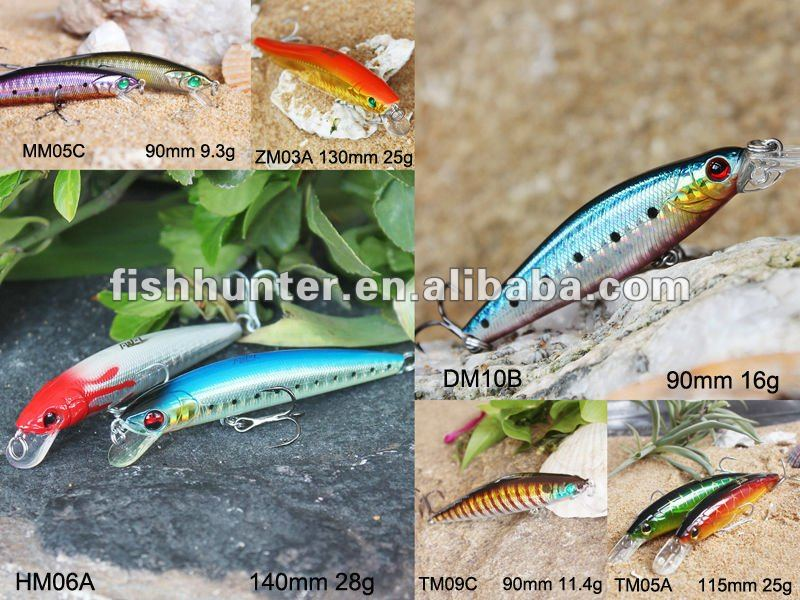 minnow artificial fishing bait