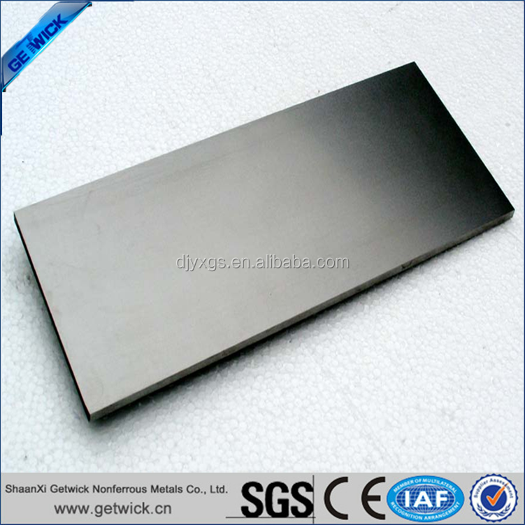 High purity Good Price Tantalum Alloy Plate