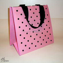 shopping bag design manufacturer/shopping bag handle/ non woven shopping bag