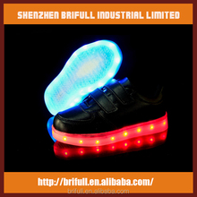 wholesale hight quality luminous kids sheos children led shoes