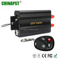AVL Vehicle GPS Tracker With Engine Cut Function Gps Tracker Location Transmitter PST-VT103B