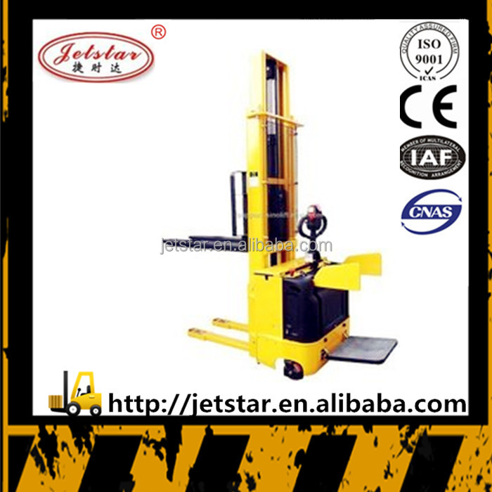 Standing small Electric Hydraulic pump forklift