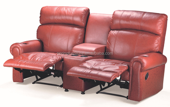 2014 New design PU used for home cinema seat VIP-02