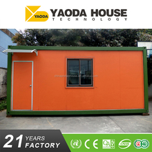 Sandwich panel steel structure prefabricated container house prices in philippines