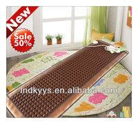 Ceragem similar beauty products-MINI Single Bed Fumiture FIR Tourmaline Sofa heater Pads 50*150cm CE Approved