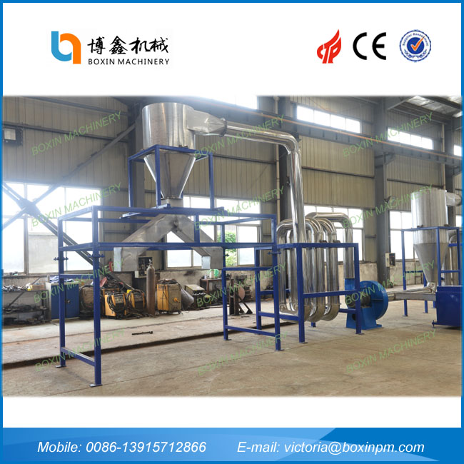 Plastic pe/pp plastic film recycling/ cleaning line made in China