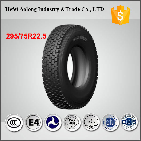 TOP 10 brand China supplier radial truck tire 295/75r22.5