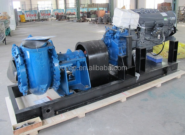 Good quality mining water pump