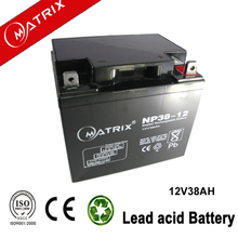12V 38AH UPS Battery for Back UP Computer Myanmar Market