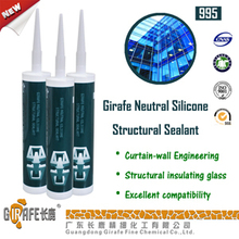 Sound-proof Insulated Door Glass Neutral Silicone Sealant
