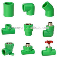 All Kinds Of Green PPR PIPE