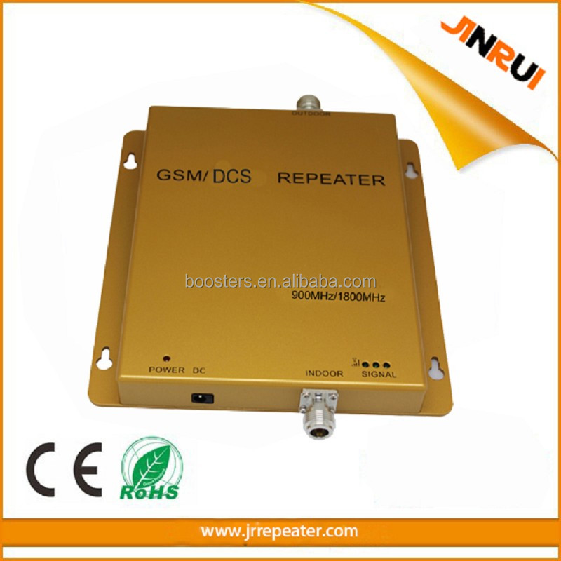 mobile network solution 2g 900 /1800mhz indoor repeater gsm /dcs cellular signal booster