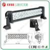 "Good Price13.5"" 5040Lm 24V 72W Epistar truck rotating grand cherokee jeep off road led light bar"