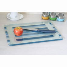 glass cutting board Qingdao Rocky high quality 4mm 5mm wholesale tempered glass panel cutting boards