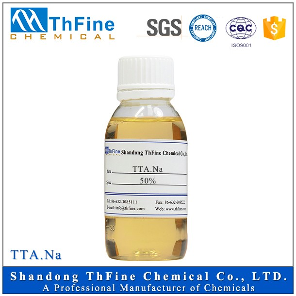 Sodium Salt of Tolyltriazole as Corrosion Inhibitor of Copper TTA.Na