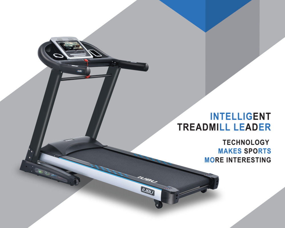 Professional China fitness equipment electric treadmill