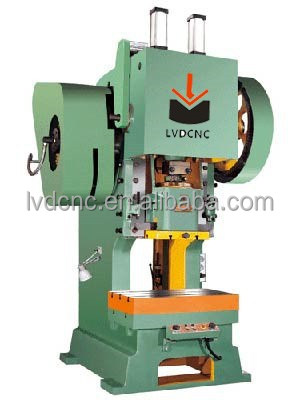 7.5KW series mechanical press 10 ton 16T 16T 16T punch press machine , stamping machine specification