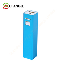 top selling products 2018 USA mobile battery charger custom power bank logo 2600mAh