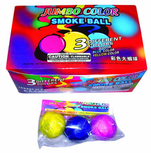 Smoke Ball Egg Cracker Toy Novelty Fireworks