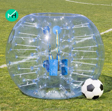 High Quality Cheap 100% TPU outdoor giant inflatable zorb ball for sale