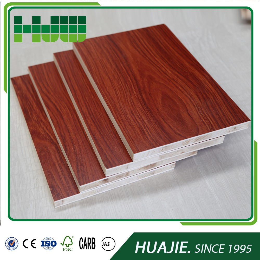22mm furniturer grade red oak veneer block board indonesia