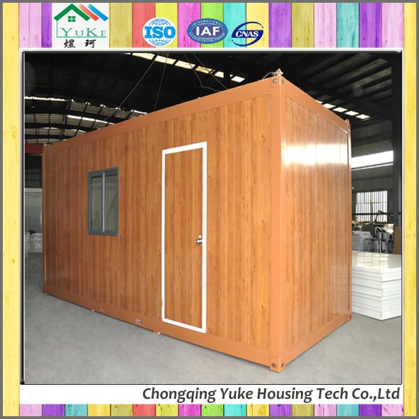 bon march maison conteneur en bois maisons pr fabriqu es id du produit 500004595192 french. Black Bedroom Furniture Sets. Home Design Ideas