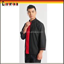 Wholesale restaurant workwear waiter uniform bellboy uniform for hotel