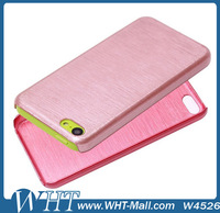 for iPhone 5C Case, Plastic Brushed Hard Case for iPhone 5C