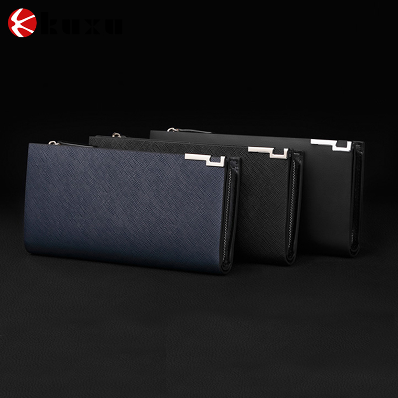 New design slim men's wallets for iphone 6 wallet case