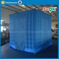 inflatable photobooth props outdoor advertising photo booth tent