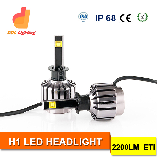LED HEADLIGHT CONVERSION 30W ETI CREEs H1,H3, H4, H7, H11, 9005, 9006 LED HEADLIGHT FOR OFFROAD CAR wholesale price