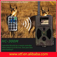 Wireless gsm mms 12MP Digital Hunting Trail Camera with relay output