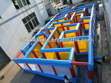 Good quality inflatable maze, inflatable laser tag, inflatable labyrinth maze arena for adult