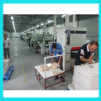 High gloss UV coating machine for MDF board/solid wood /flooring panels